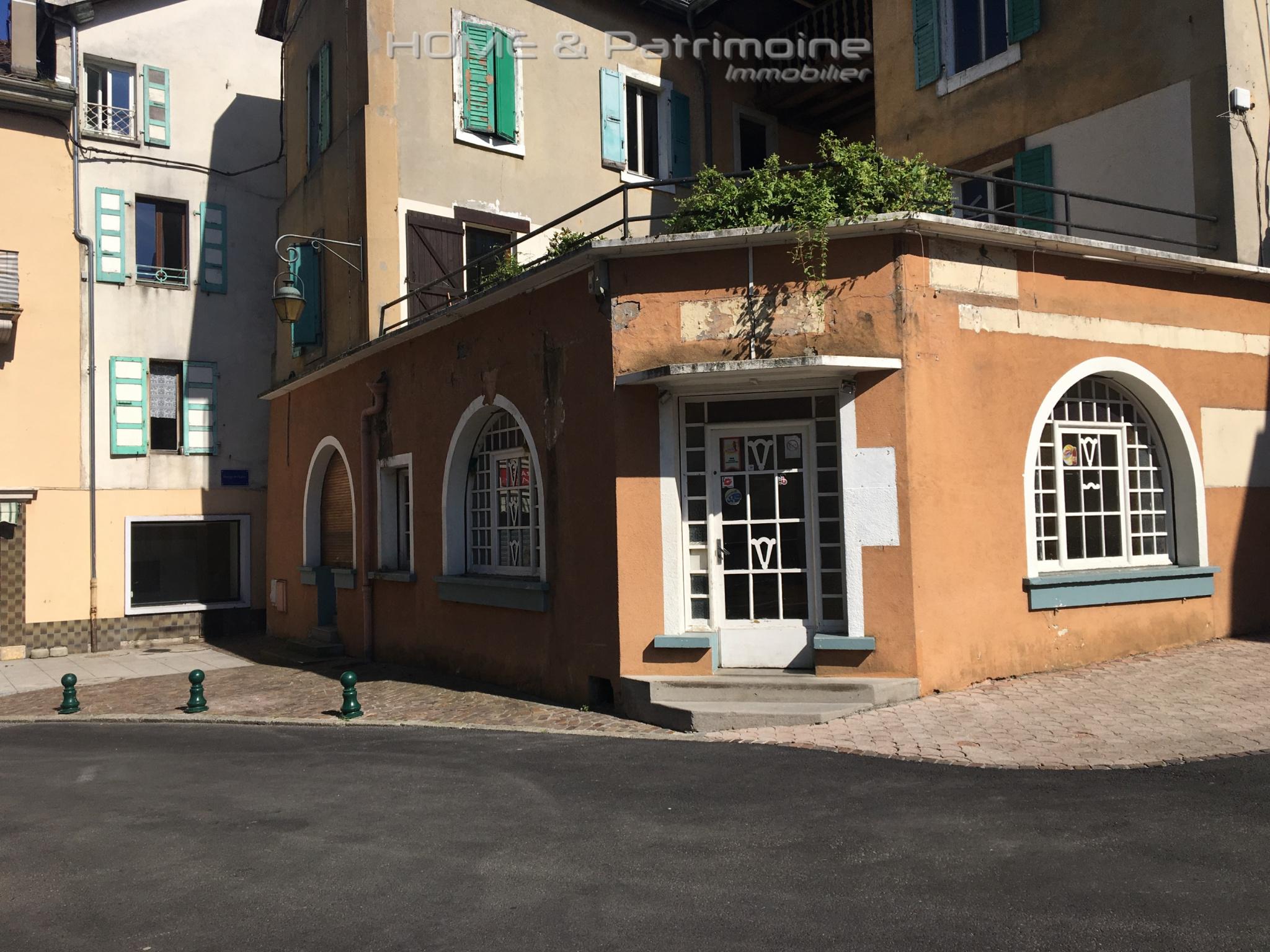Vente de biens immobiliers pour professionnels commerces - Bureau de vente immobilier ...