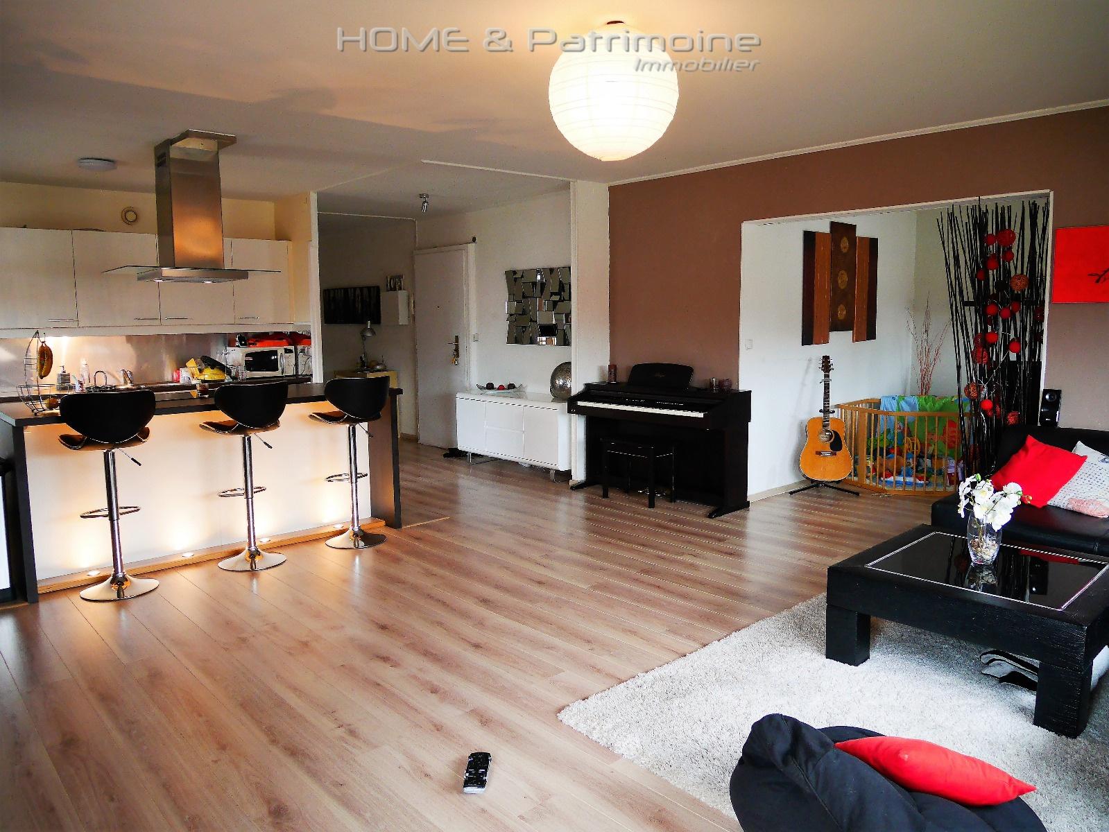 Vente appartement thonon les bains maison et terrain for Garage thonon les bains